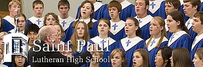 SPLHS Singing Saints